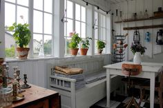 Vintage House: GLASVERANDA/ PORCH
