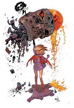 Supergirl by James Harren