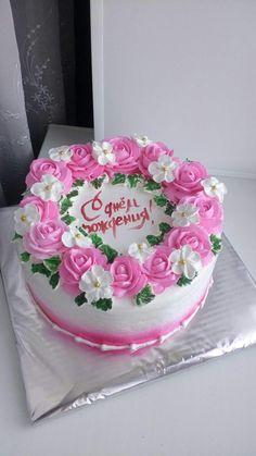 Cake Decorating Designs, Cake Decorating Videos, Cake Icing, Buttercream Cake, Beautiful Cakes, Amazing Cakes, Wedding Cake Boards, Cake Albums, Funny Cake