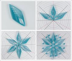 There is no guarantee that any Christmas is going to a White Christmas, but you can add some snowflakes to your holiday celebrations by trying out this great tutorial on how to make snowflakes using paper quilting techniques. Easy and simple, you can easily create snowflakes with this simple guide and even add some sparkles at the end if you want some snowflakes that sparkle in the sunlight.