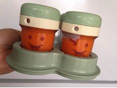 Baby Food Ready for Eating!