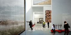 New Bavarian History Museum by OODA and Guedes Decampos