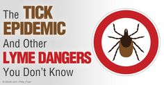 According to the CDC, an estimated 300,000 Americans are diagnosed with Lyme disease each year, even in states that have not reported any cases of Lyme before. http://articles.mercola.com/sites/articles/archive/2015/07/29/lyme-disease-tick-epidemic.aspx