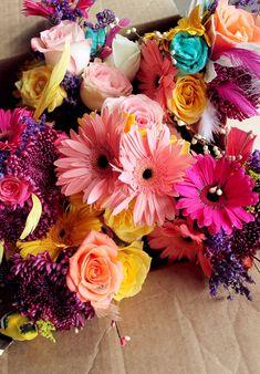 DIY: Flower Bouquet Tutorial