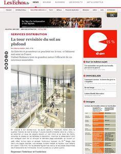 La tour revisitée du sol au plafond #TourTriangle #IGH  http://tour-triangle-paris.com/la-tour-revisitee-du-sol-au-plafond/