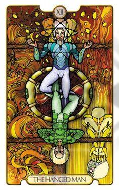 Revelations Tarot The Hanged Man