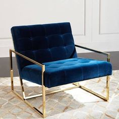 gold frame chair - Google Search