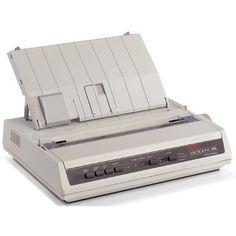Okidata Oki Microline 186 Dot Matrix Printer