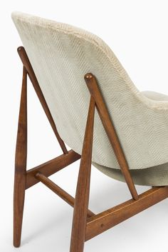 Ib Kofod-Larsen easy chair by Christensen & Larsen at Studio Schalling