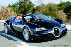 Bugatti Veyron 16.4 Grand Sport Vitesse http://blogs.wsj.com/drivers-seat/2012/03/06/bugatti-vitesse-when-1000-horsepower-isnt-enough/
