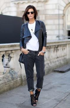 Black and white | street style