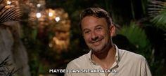 season 3 episode 4 abc josh bachelor in paradise bip maybe i can sneak back in trending #GIF on #Giphy via #IFTTT http://gph.is/2aWIso3