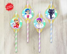 Hey, I found this really awesome Etsy listing at https://www.etsy.com/listing/550578402/true-and-the-rainbow-kingdom-straw-tags