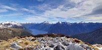 Kepler Track South Island, View Map, Walking Tour, New Zealand, Trail, Scenery, Paisajes, Landscape