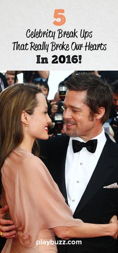 These five couples really made us doubt wether love was real!