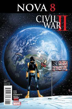 Nova #8 CW2 (2016)