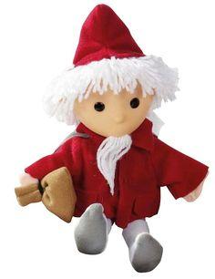 Sandmann Puppe groß 20cm Kuscheltiere, Plüschtiere, Handpuppen, Schlüsselanhänger... im PlüschStore, der Plüschtier Onlineshop