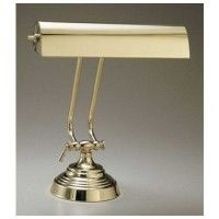 "House of Troy P10-131 Traditional / Classic 10"" Piano / Desk Lamp"