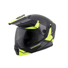 Scorpion Sports Inc. USA :: Motorcycle Helmets and Apparel EXO-AT950 Neocon - Helmets - Products We Live In Our Protection