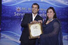 Galleria VSB, North India Business & Service Excellence Awards, Feb-2011