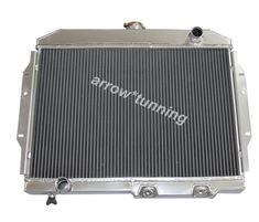 3 CORE ALUMINUM RADIATOR FOR DATSUN 510 521 1968-1973 PICKUP 1972-1973