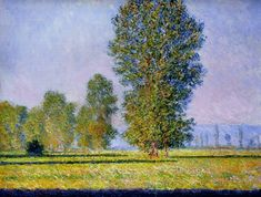 Meadow at Limetz by @claude_monet #impressionism