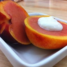 Peach Ice Cream – Ea