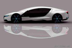 Futuristic Luxury Of Audi A9 Concept Designs Flagship