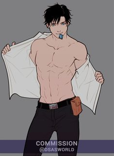 That's a Nightwing condom. Will it make his dick do flips? Hot Anime Boy, Cute Anime Guys, Boy Poses, Male Poses, Character Inspiration, Character Art, Buff Guys, Anime Lindo, Anime Poses