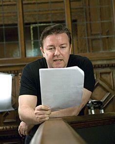 Ricky Gervais  @RickyGervais