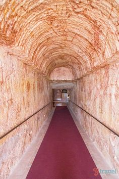 Underground Church in Coober Pedy, South Australia