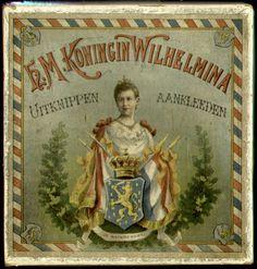 Aankleedpop - Koningin Wilhelmina - centsprent - Picasa Web Albums