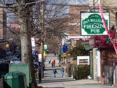 Little Ireland in The Bronx