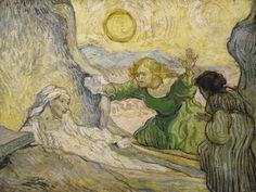 De opwekking - Vincent van Gogh