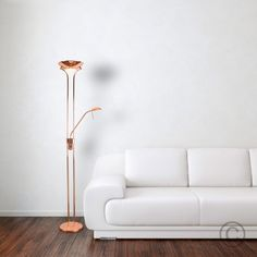Get the right lighting in your home: how mid-century floor lamps are the best item for your living room decor!