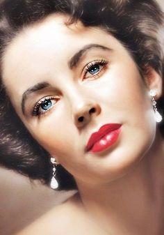 Beautiful Liz Taylor