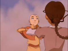 Anime Screencap and Image For Avatar: The Last Airbender Book 1 Avatar The Last Airbender Art, Avatar Aang, Rainbow Photo, Rainbow Wall, Avatar Picture, Cartoon Wall, Zuko, Legend Of Korra, Studio Ghibli