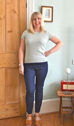 Handmade Jane: The Ultimate Guide to Sewing and Fitting Trousers | Sew Over It Ultimate Trousers