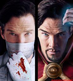 Dr. Strange | surgeon to sorcerer supreme