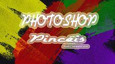 Pincéis de Pinceladas de Tinta para Photoshop | Bait69blogspot
