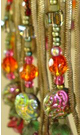BEAUTIFUL CUSTOM BEADS FOR LAMPS