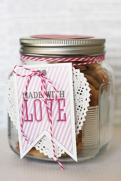 12 Pretty DIY gifts for Valentine's Day