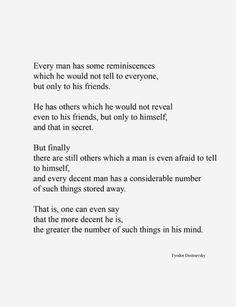 Fyodor Dostoevsky,Notes from Underground