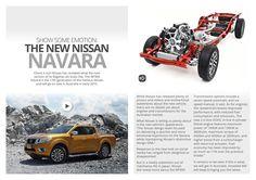 The new Nissan Navara — UNSEALED 4x4