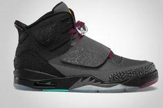 64eb37b2611b JORDAN SON OF MARS BORDEAUX Jordans Sneakers