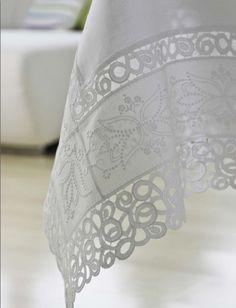 Beautiful Tablecloth