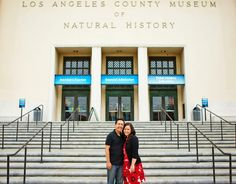 festive finds by Event Finds: Los Angeles Museum Engagement