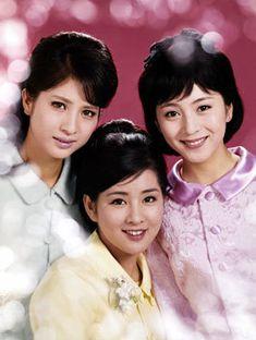 日活の3人娘 左から松原智恵子さん、吉永小百合さん、和...