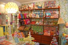 This is such a pretty shop!