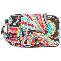 Vera Bradley Smartphone Wristlet 2.0 ($48) ❤ liked on Polyvore featuring accessories, tech accessories, parisian paisley, vera bradley, vera bradley wristlet, smart phone wristlet and smartphone wristlet